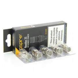 Pack de 5 resistances BVC Nautilus 0.7ohms Aspire