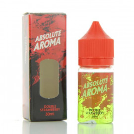 Double Strawberry Concentre Absolute Aroma 30ml