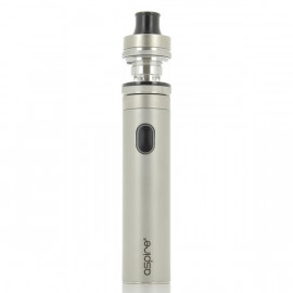 Kit Tigon 1800mah 2ml Silver Aspire