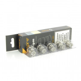 Pack de 5 résistances Tigon Aspire