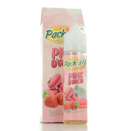 Pink D'Wich Candy Sensation Pack à l'O 50ml 00mg