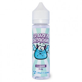 Frozen Dragon High Vaping 50ml 00mg