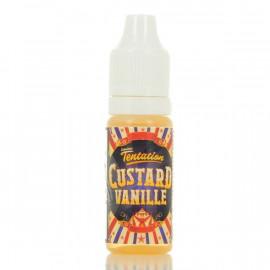 Custard Vanille Custard Collection Liquideo Tentation 10ml