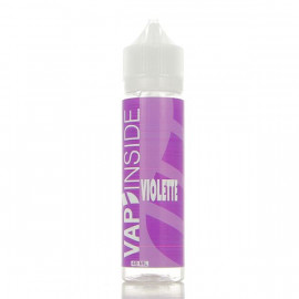 Violette Vap'Inside 40ml 00mg