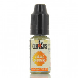 Ananas Gourmand VDLV Cirkus 10ml