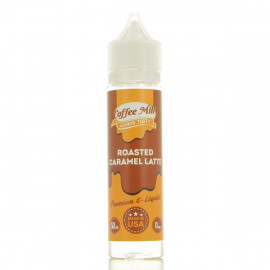 Roasted Caramel Latte Coffee Mill 50ml 00mg