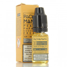 Peach Papaya Coconut Pacha Mama Charlie's Chalk Dust 10ml