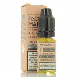 Strawberry Guava Jackfruit Pacha Mama Charlie's Chalk Dust 10ml