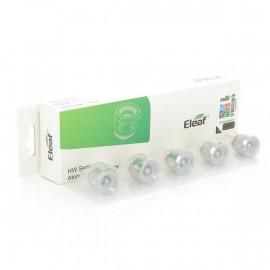 Pack de 5 résistances HW-M2/N2 0.2 ohm Eleaf