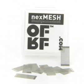 Pack de 10 NexMesh 0.13ohm OFRF