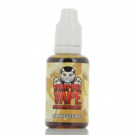 Bannofie Pie Concentre Vampire Vape 30ml