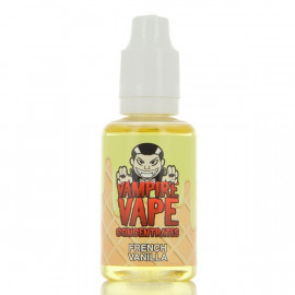 French Vanilla Concentre Vampire Vape 30ml