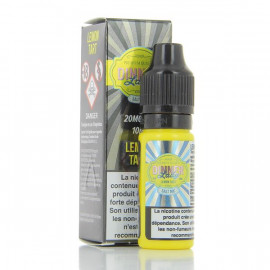Lemon Tart Salt Nic Dinner Lady 10ml 20mg