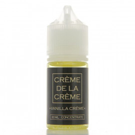 Vanilla Crème Concentré Crème de la Crème 30ml