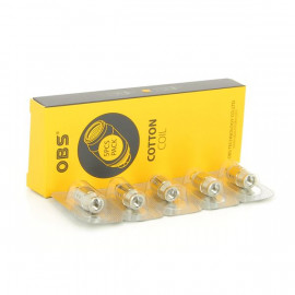 Pack de 5 résistances Cube Mini OBS