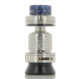 Rebirth RTA 5ml Silver Hellvape