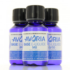Base 100ml 00mg Avoria