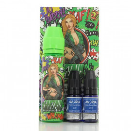 Captain Melons Avoria 40ml 00mg + 2 Boosters 30/70 10ml 00mg