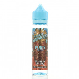 Puris Iced 12Monkeys Iceage 50ML 00MG
