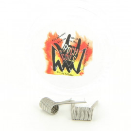 Boite de 2 Coils Fused Tricore 28gax3+40ga 0.15ohm NI80 Rock n' Coils