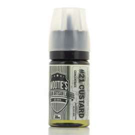 21 Custard Concentré Wootie's 30ml