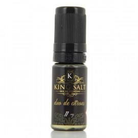 Duo De Citrons Nic Salts King Salt 10ml