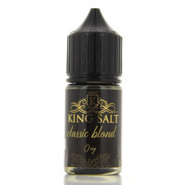Classic Blond King Salt 20ml 00 mg