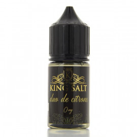 Duo De Citrons King Salt 20ml 00mg