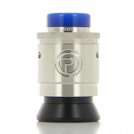 Passage RDA 24mm Silver HellVape