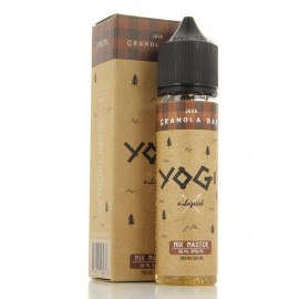 Java Yogi E-Liquid 50ml 00mg