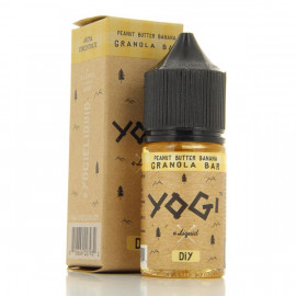 Peanut Butter Banana Concentre Yogi E-Liquid 30ml