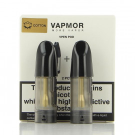 Pack de 2 Pods 2ml 1ohm Vpen VapMor