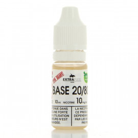 Nicoboost 20/80 DeeVape by Extrapure 10ml 10mg