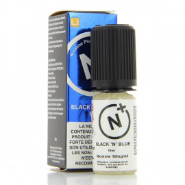 Black n Blue Nic Salts T Juice 10ml