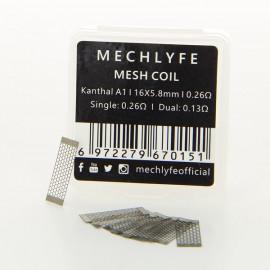 Pack de 10 Mesh Coil KA1 0.26ohm MechLyfe