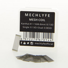 Pack de 10 Mesh Coil KA1 0.13ohm MechLyfe