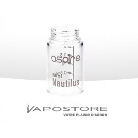 Verre Mini Nautilus Aspire Transparent