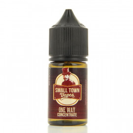 One Way Concentré Small Town Vapes 30ml