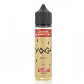 Strawberry ZHC Mix Series Yogi E Liquid 60ml 00mg