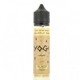 Peanut Butter Banana ZHC Mix Series Yogi E Liquid 60ml 00mg