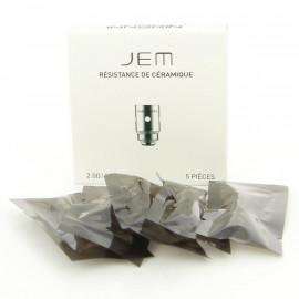 Pack de 5 résistances Ceramic 2ohm Jem Innokin