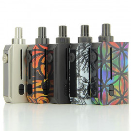 Kit Squad TC 1300mAh + Ato 2ml Squid Industries
