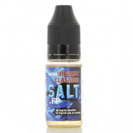 Virginie Classics 50/50 Salt By Flavour Power 10ml 20mg