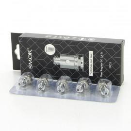 Pack de 5 résistances Nord DC 0,6ohm Smok