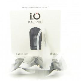 Pack de 3 pod 0,8ml + résistance Kanthal 1,4ohm IO Innokin