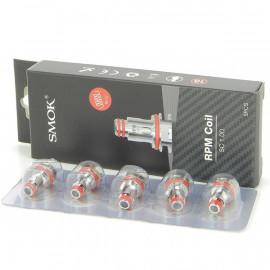 Pack de 5 résistances SC 1.0ohm RPM40 Smok
