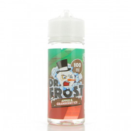 Apple & Cranberry Ice Dr. Frost 100ml 00mg