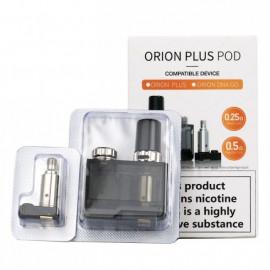 Cartouche 2ml + 2 résistances 0.25 et 0.5ohm Orion Plus Lost Vape