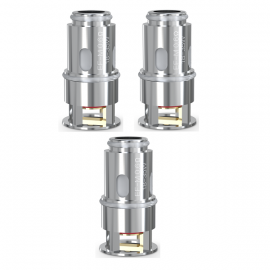 Pack de 3 résistances EF-M 0.6ohm Pesso Eleaf