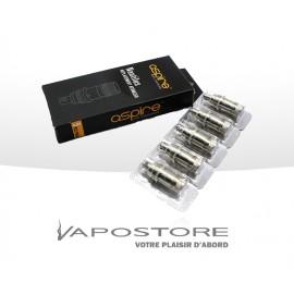Pack 5 resistances BVC Nautilus Aspire